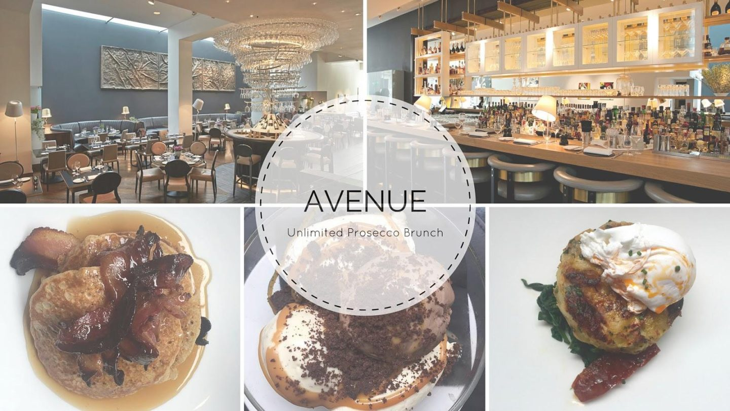 Unlimited Prosecco Brunch At Avenue || Food & Drink