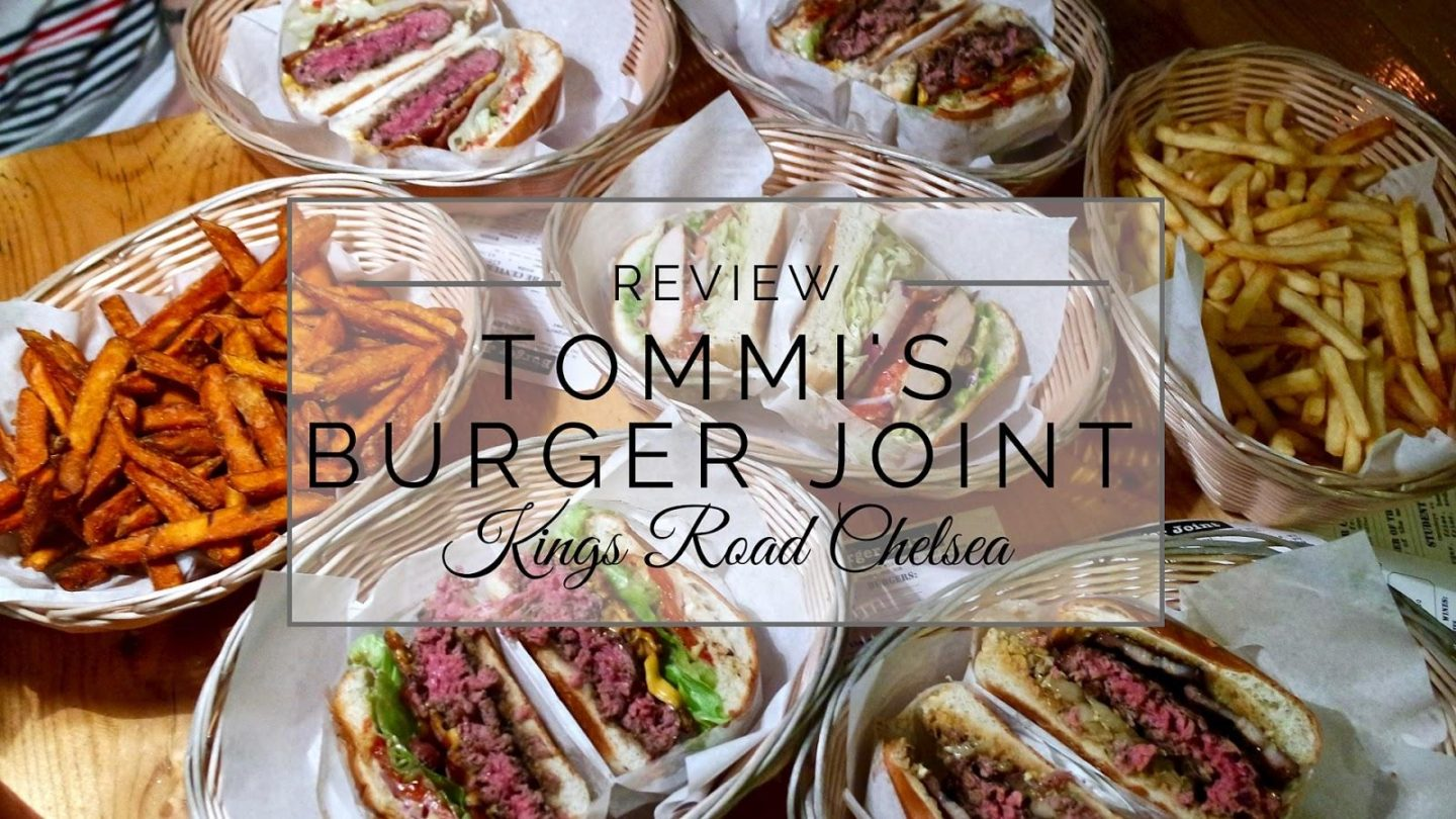 Tommi's Burger Joint Chelsea    Food & Drink