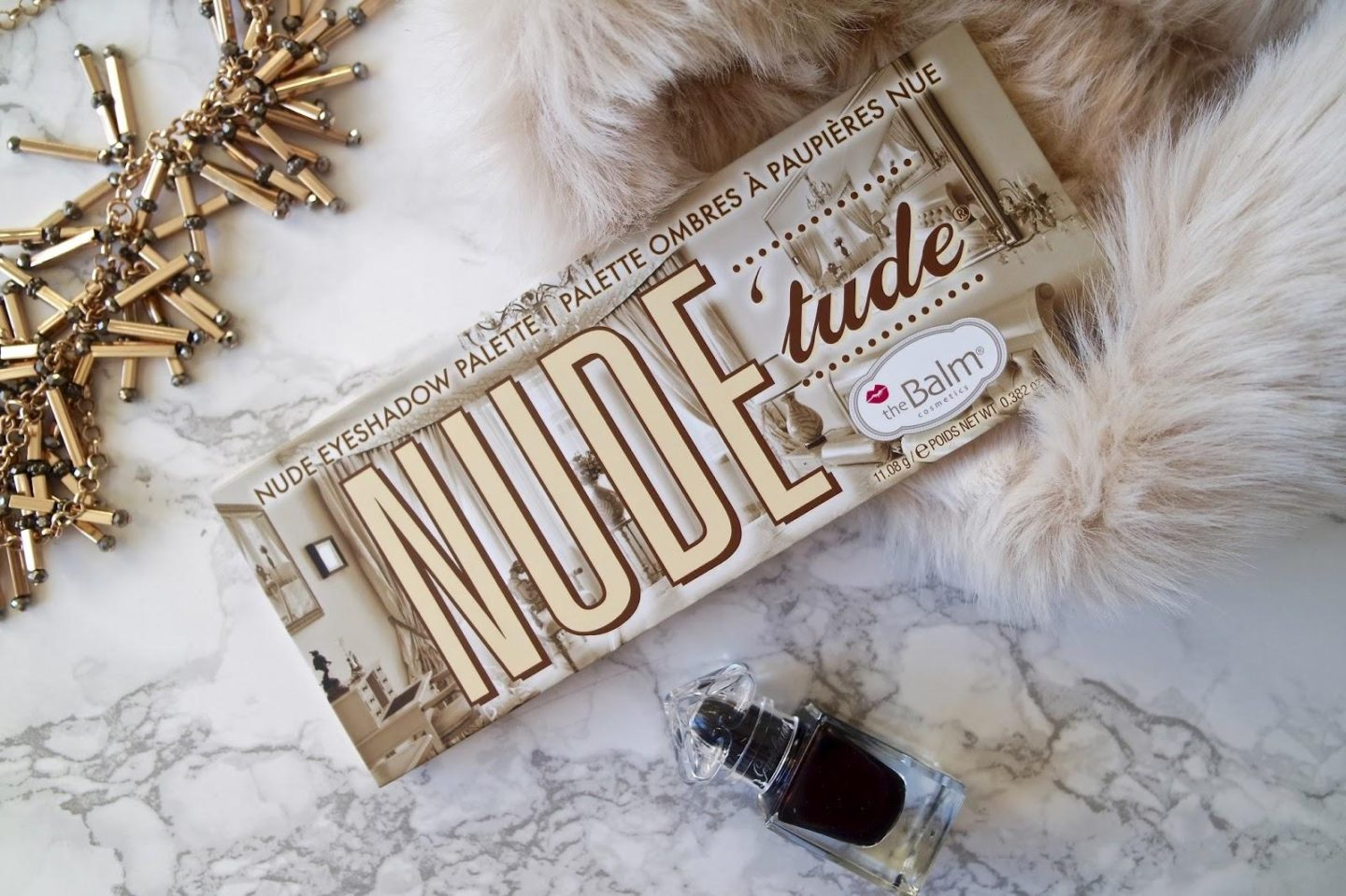 The Balm Nudetude Eyeshadow Palette Review || Beauty