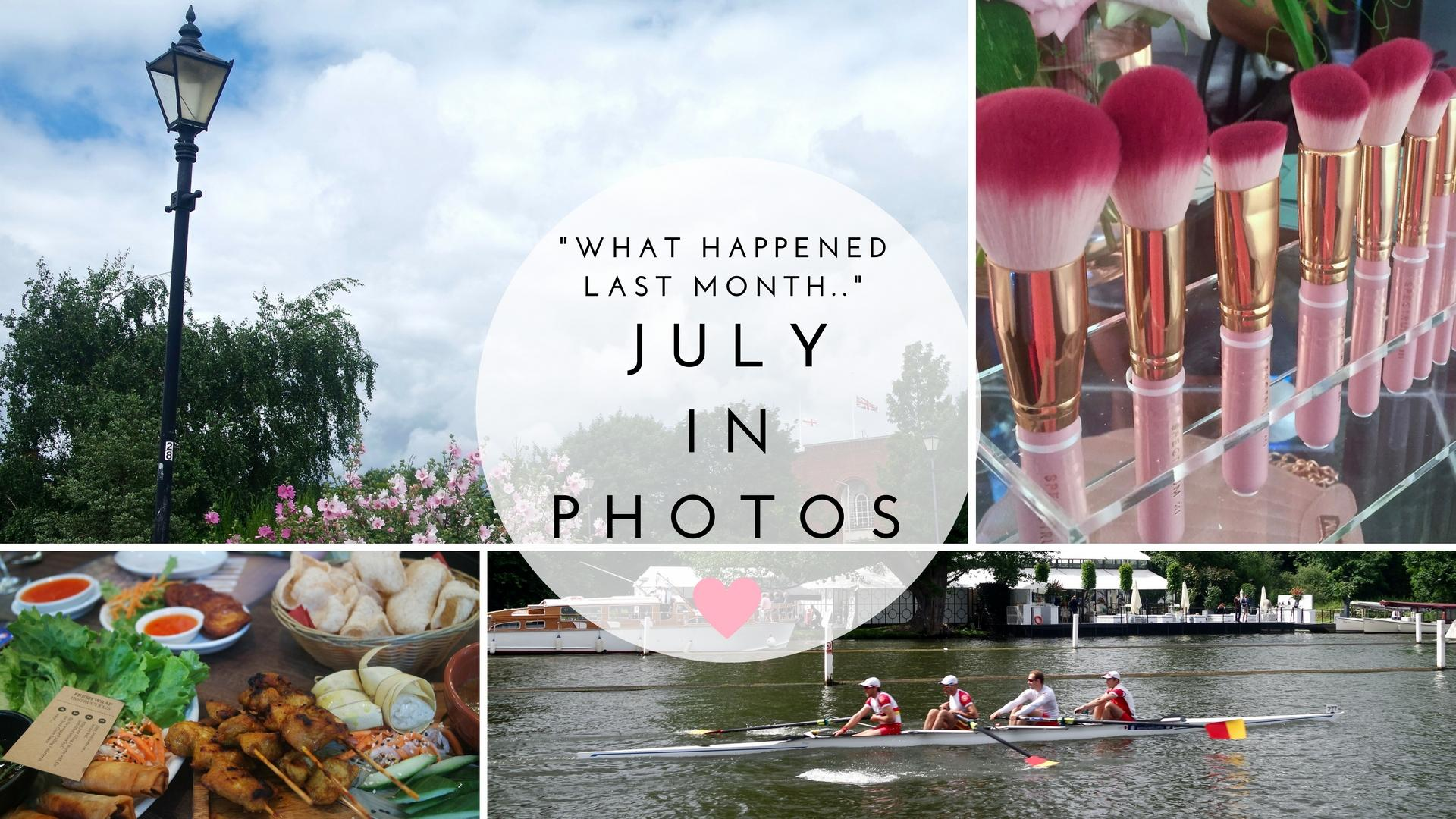 July In Photos