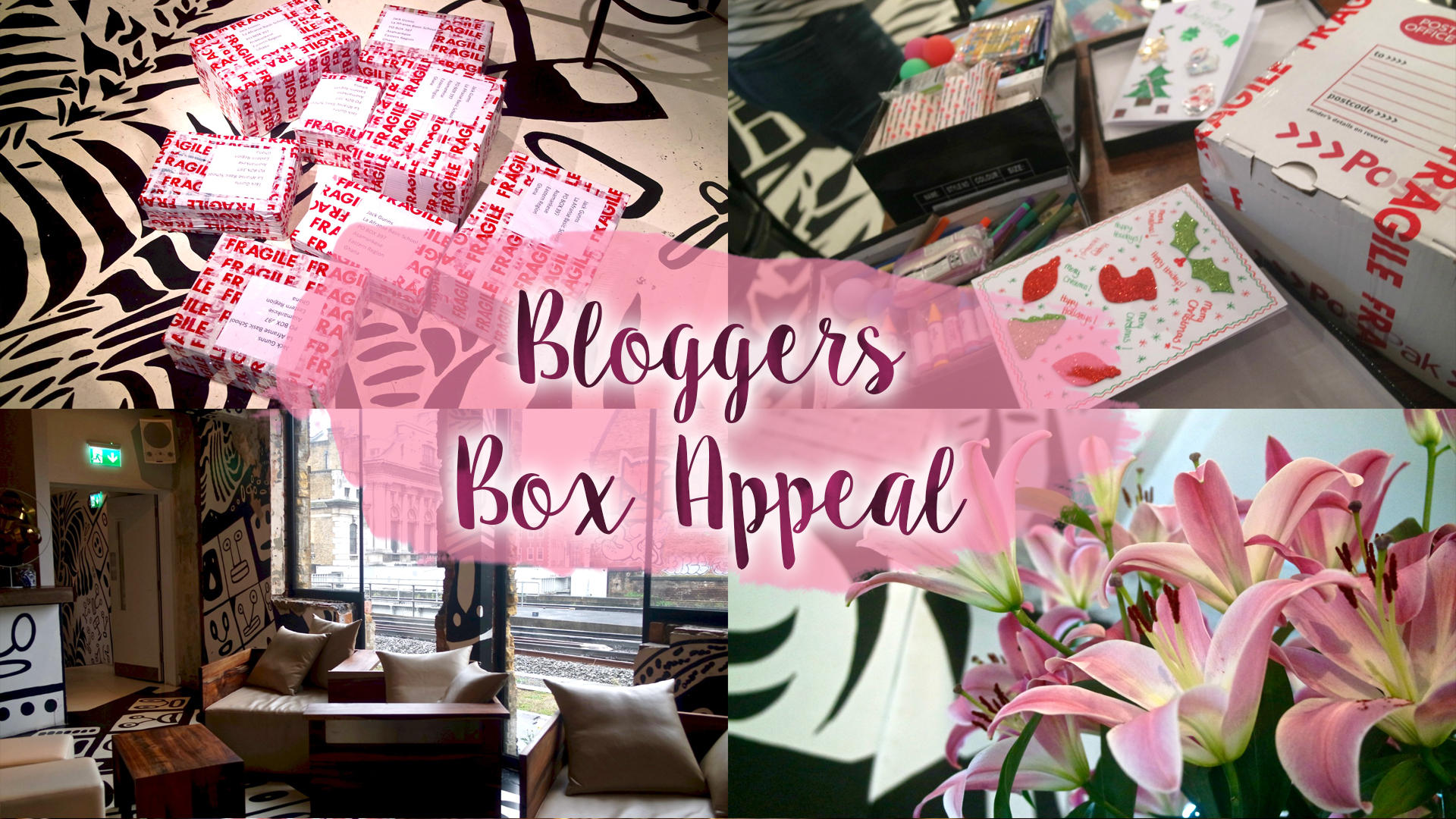 #BloggersBoxAppeal (& How You Can Help This Christmas)    Life Lately