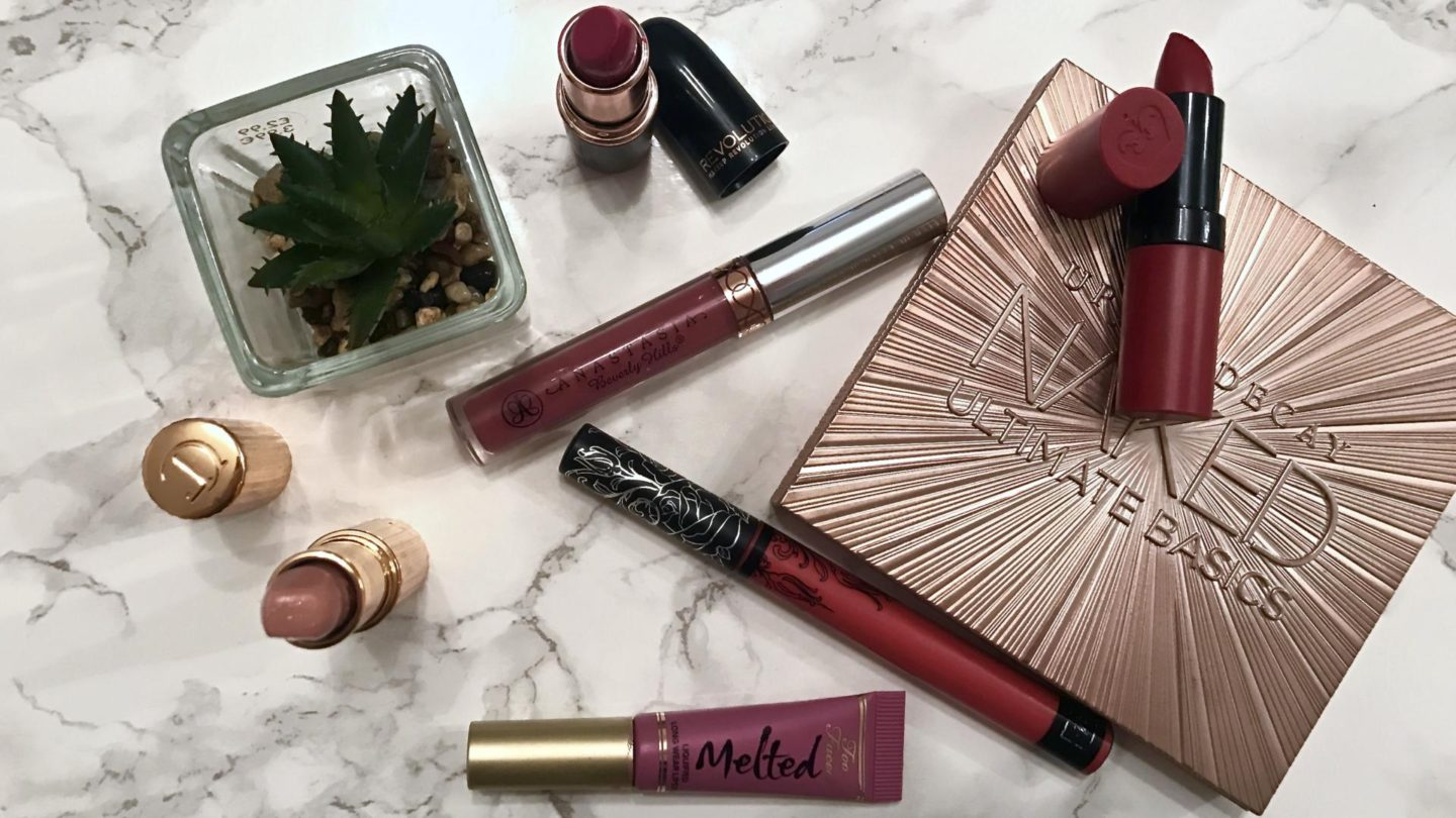 My Week In Lipstick #16 || Life Lately