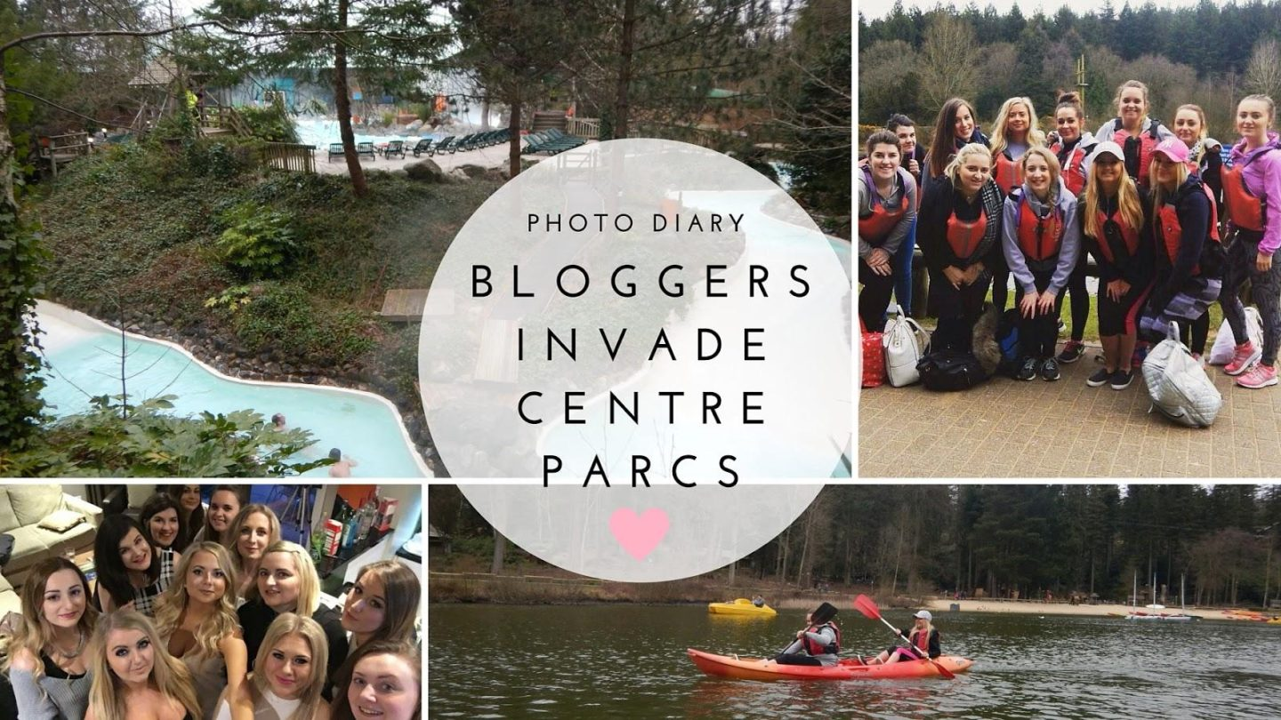 Blogger Holiday To Center Parcs Longleat || Photo Diary