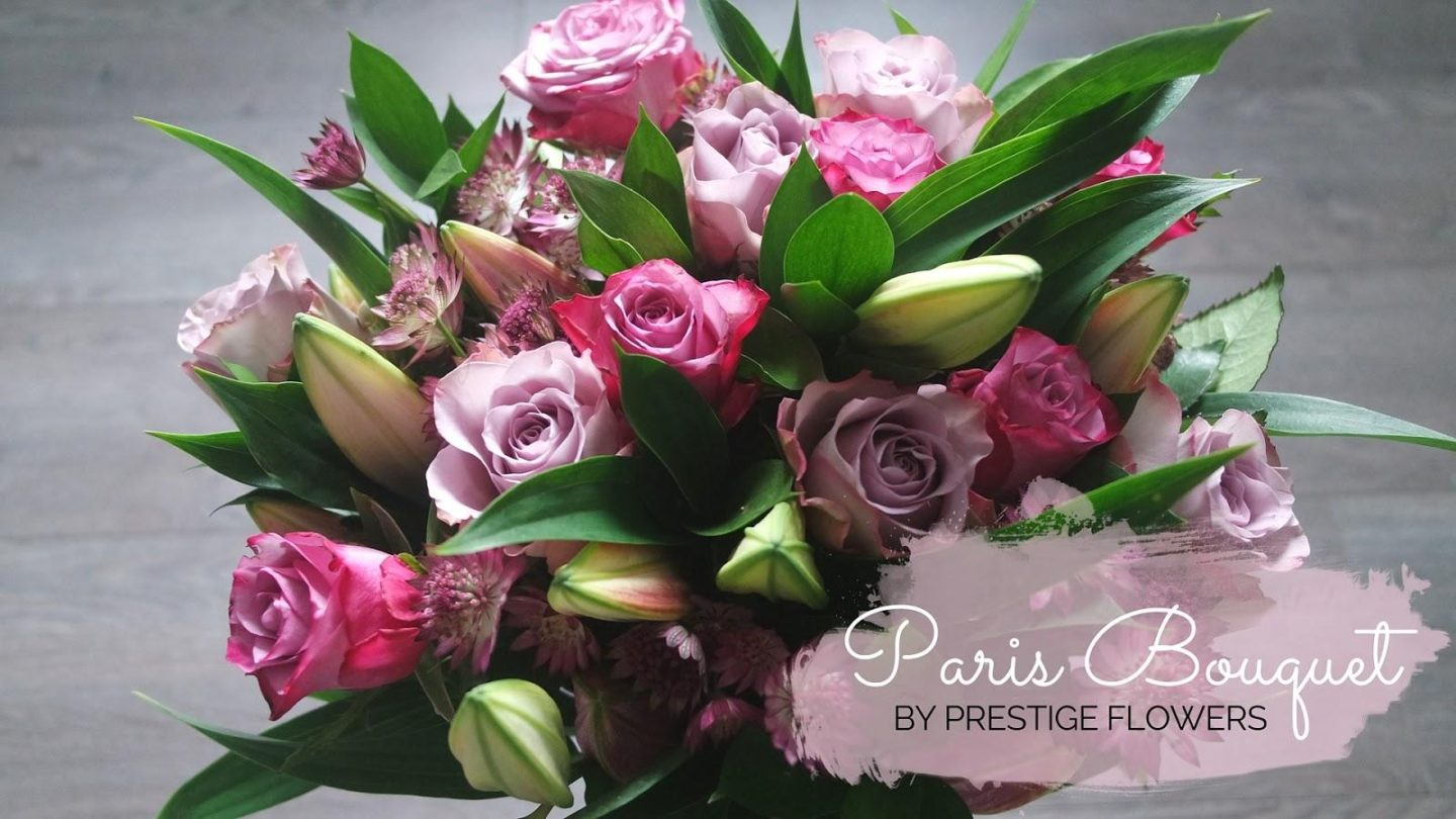 Luxury Bouquets With Prestige Flowers || FrannyMac
