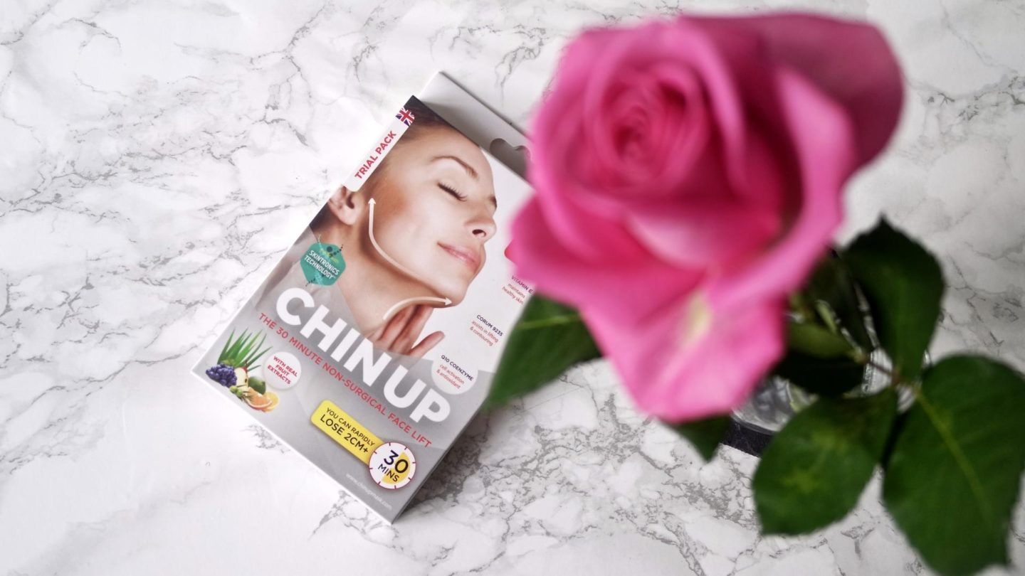 Chin Up Mask - Non Surgical Face Lift