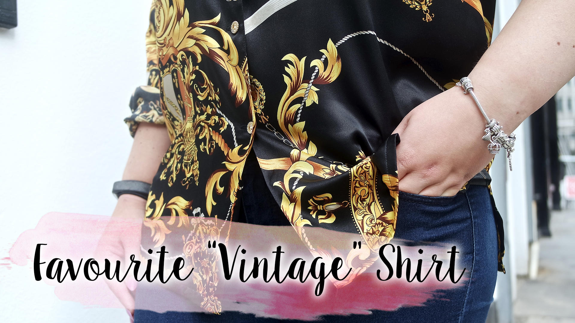 "My Favourite ""Vintage"" Shirt 