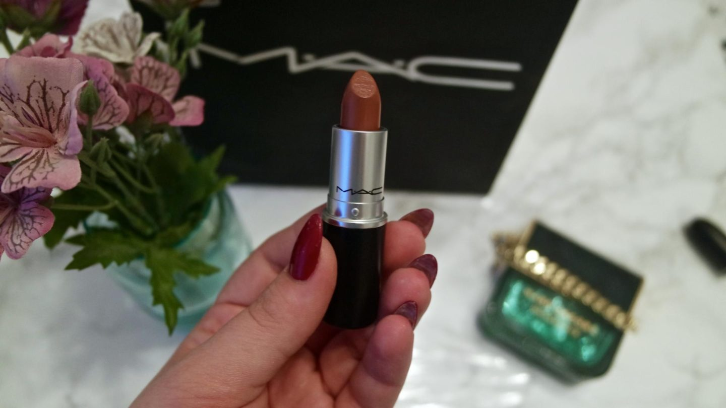 Mac Spirit Lipstick – Swatches & Review || Beauty