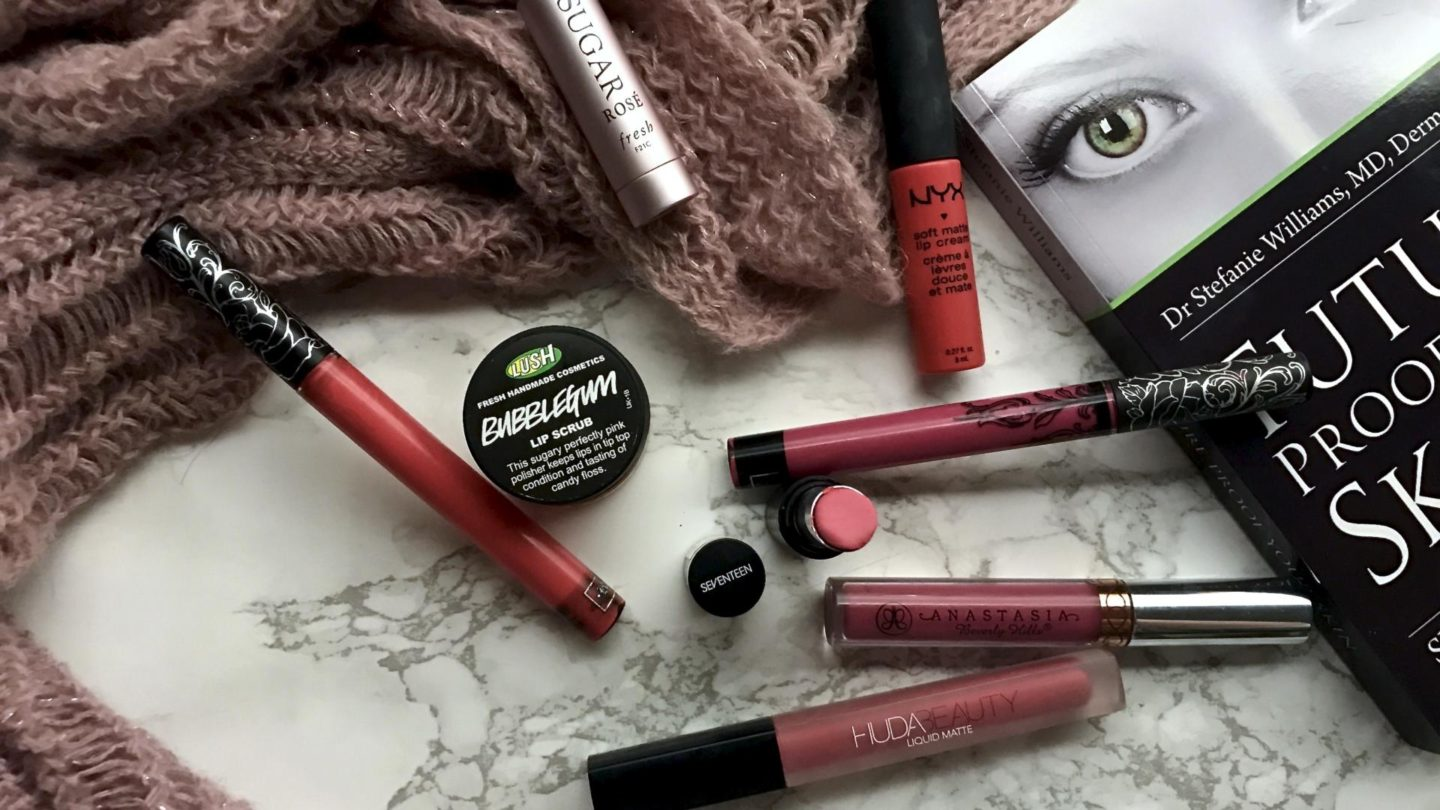 My Week In Lipsticks #8 || Life Lately