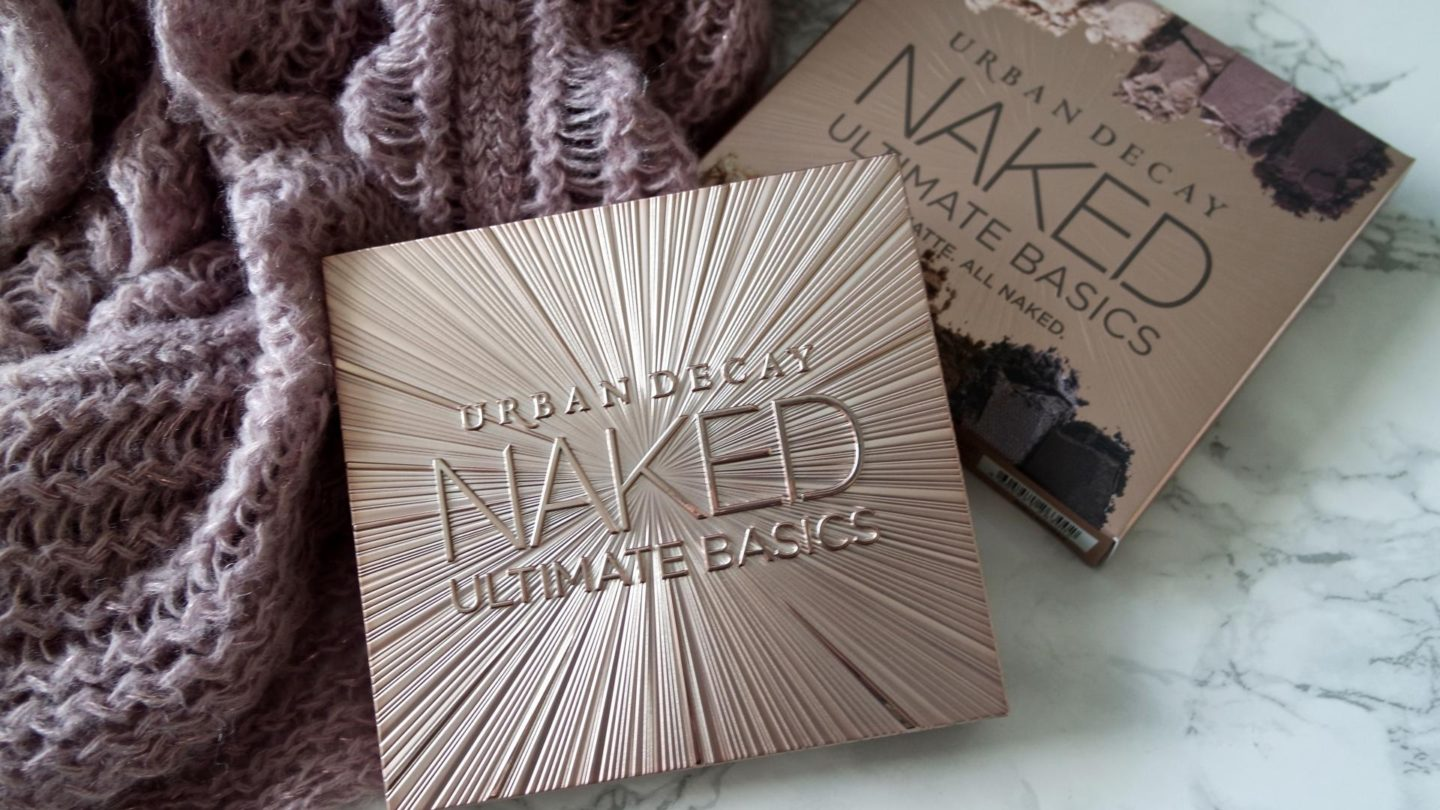 Urban Decay - Naked Ultimate Basics Palette || Beauty