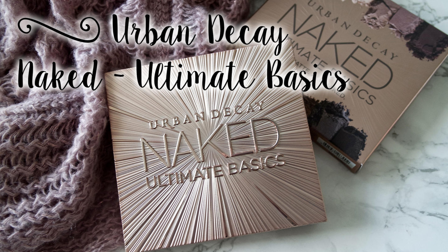 Urban Decay – Naked Ultimate Basics Palette || Beauty