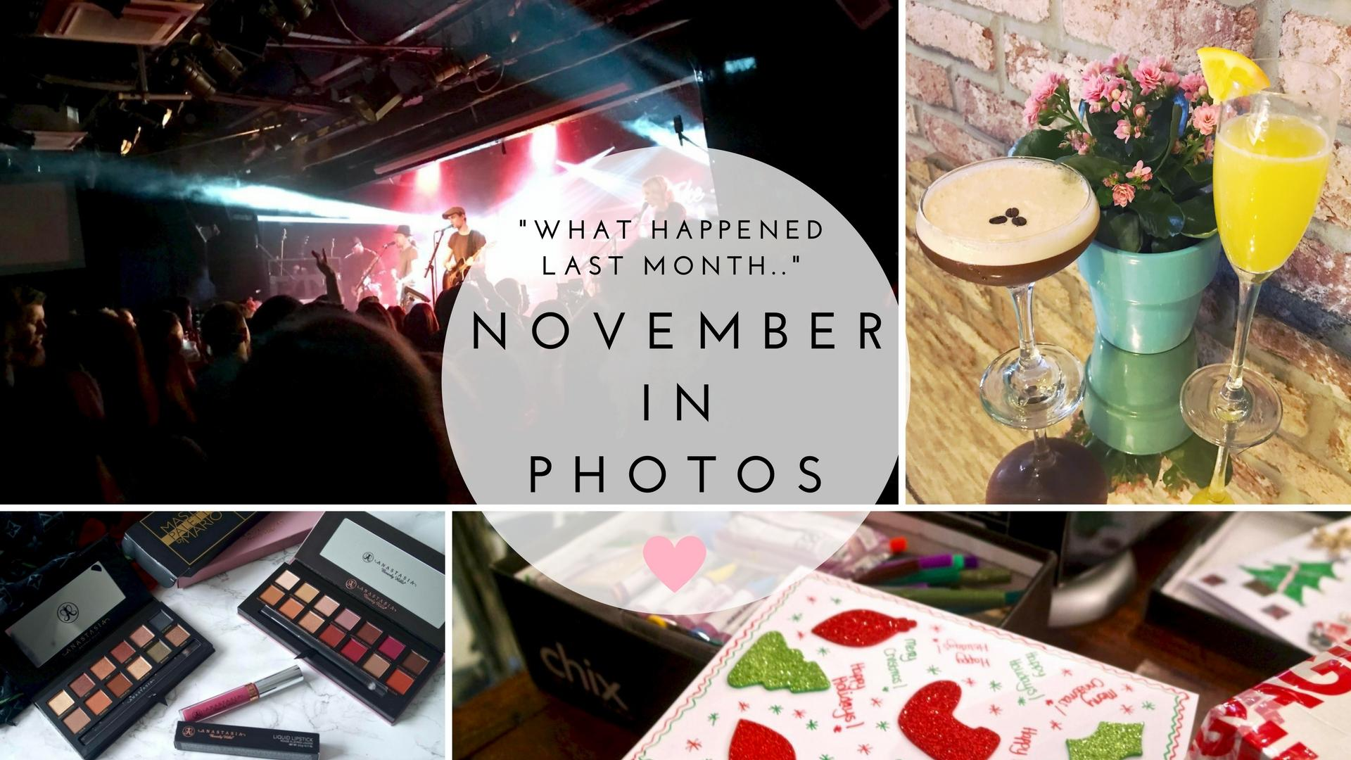 """What Happened Last Month.."" 