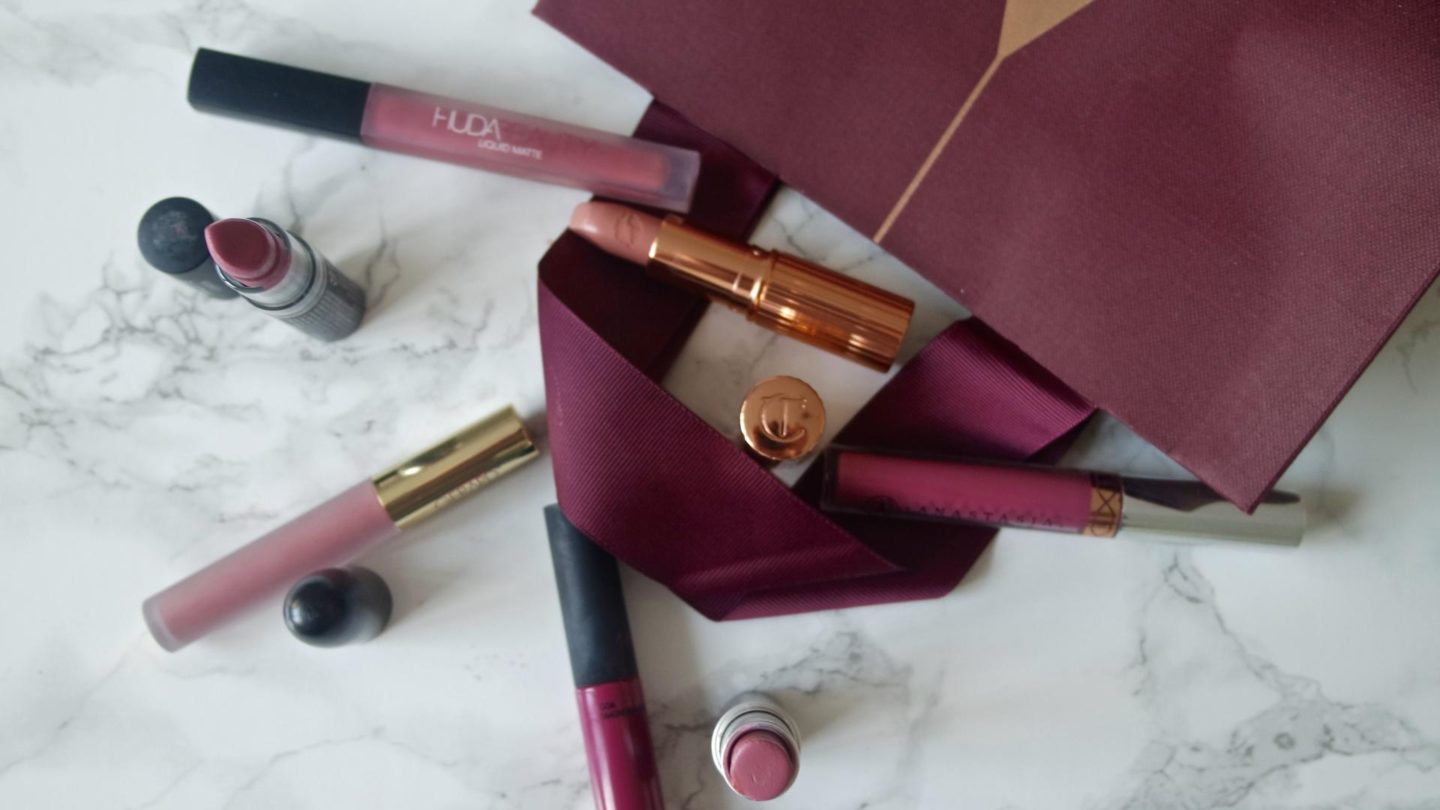 My Week In Lipsticks #12 || Life Lately
