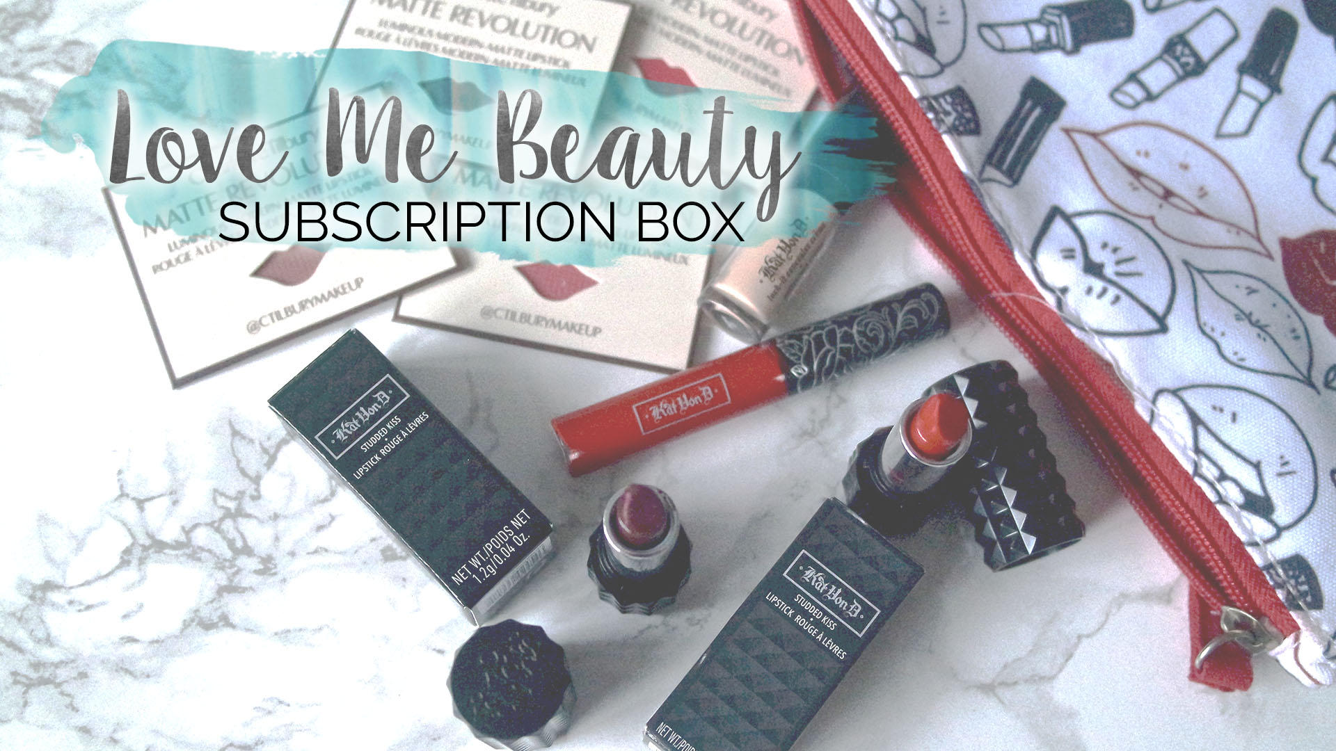 Love Me Beauty, ft Kat Von D Beauty || Beauty