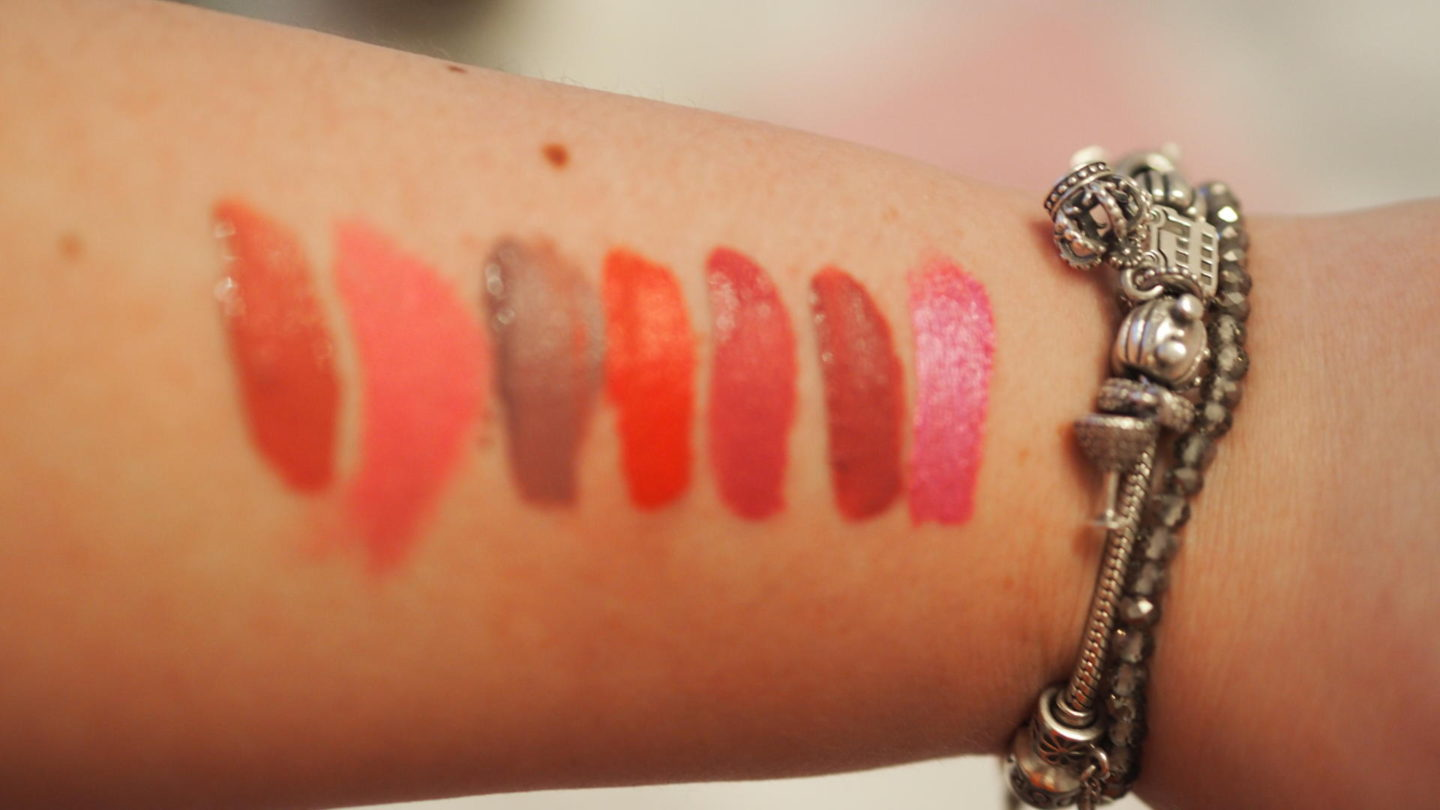 My Week in Lipsticks #21 || Life Lately