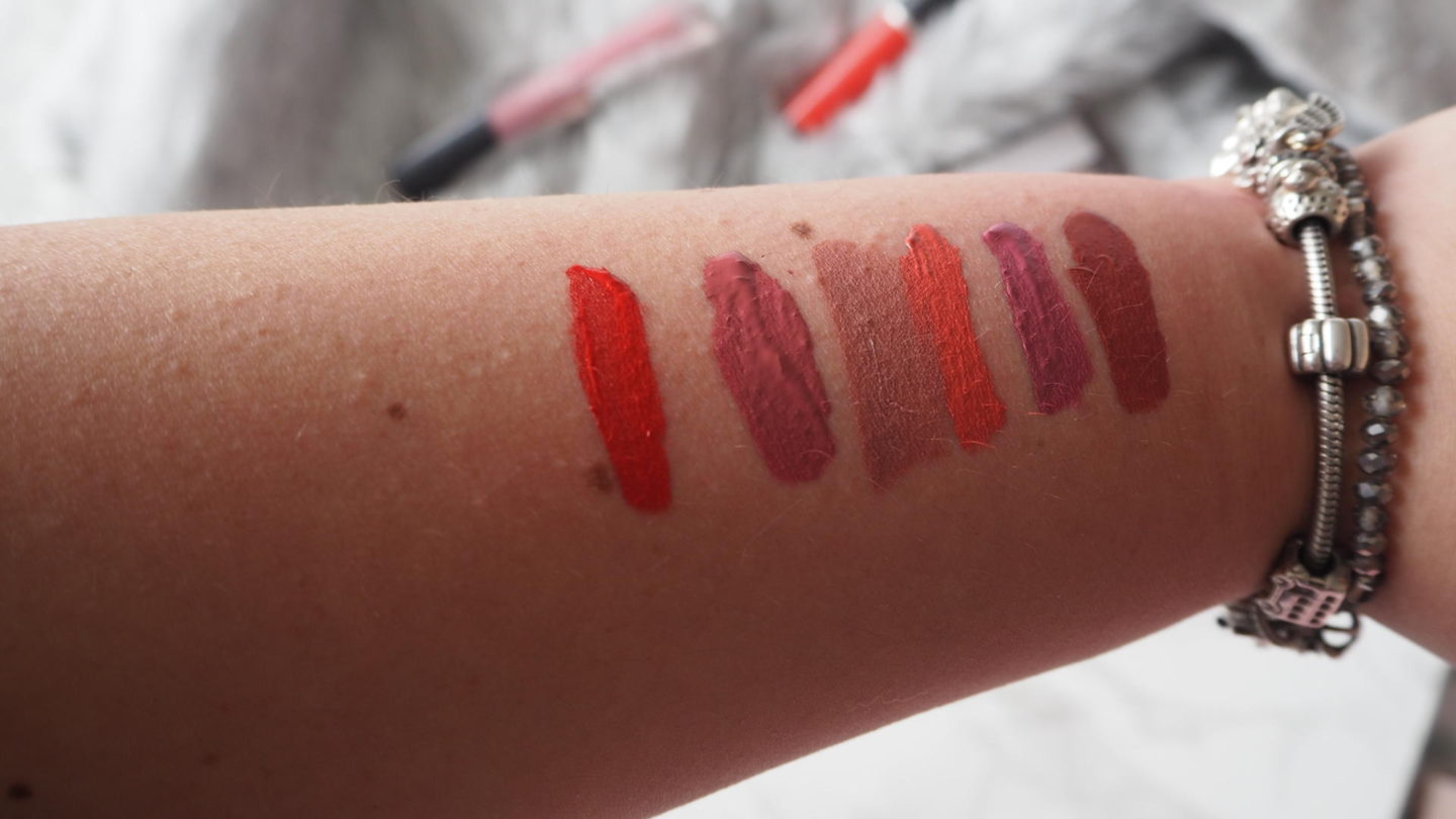 My Week In Lipsticks - #24 || Life Lately