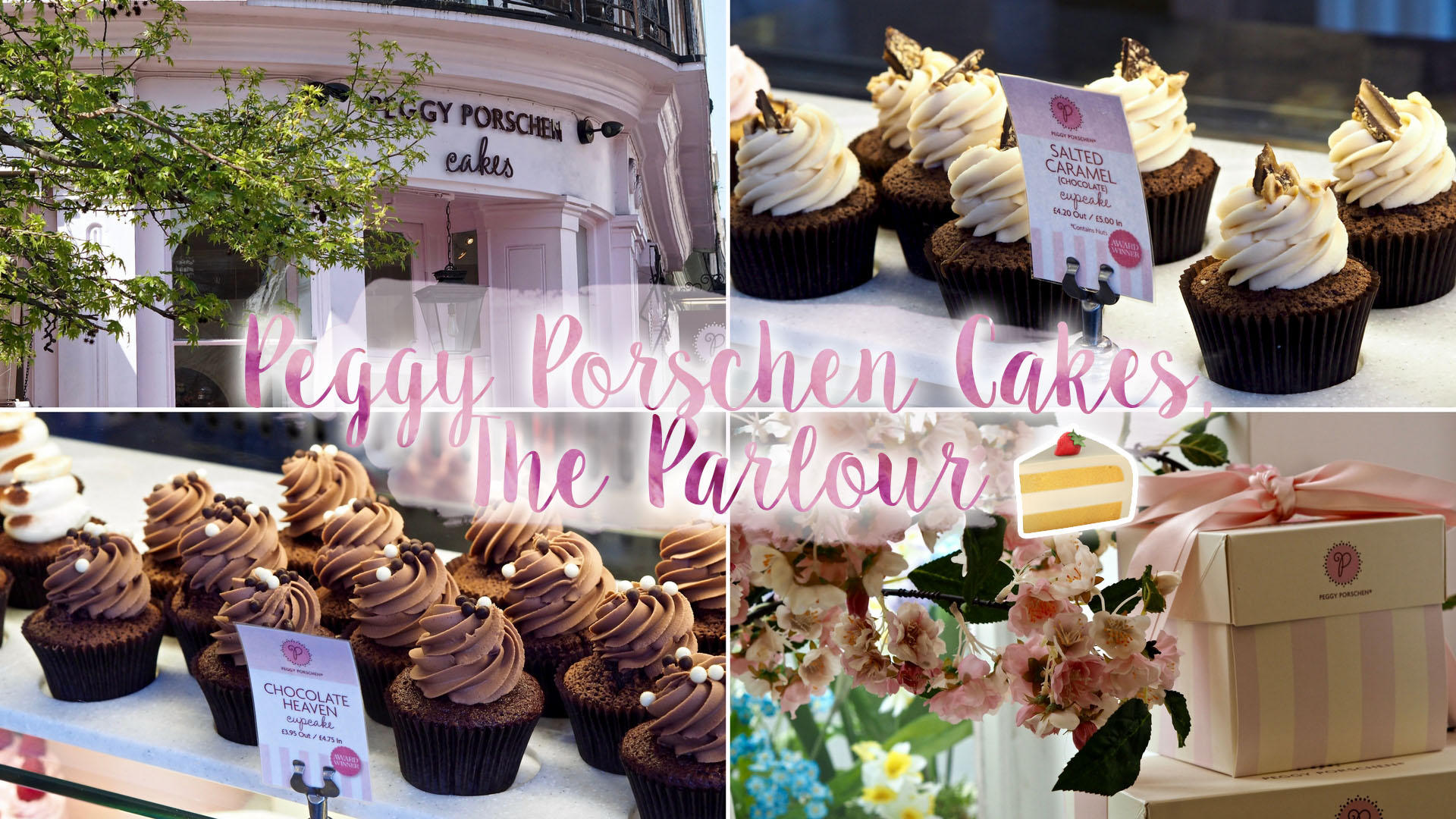 Peggy Porschen, The Parlour - Belgravia || London