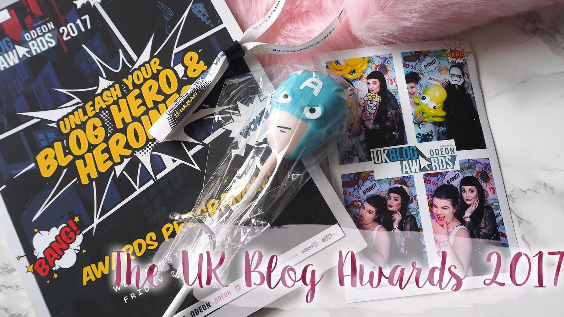 The UK Blog Awards 2017 || Life Lately