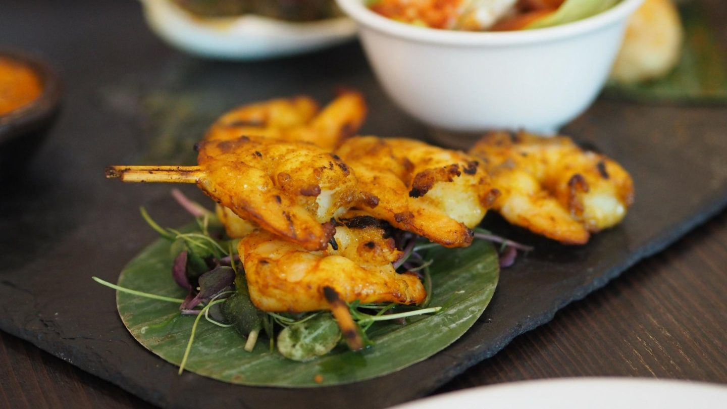 Mango Tree Thai Restaurant, Belgravia || Food & Drink