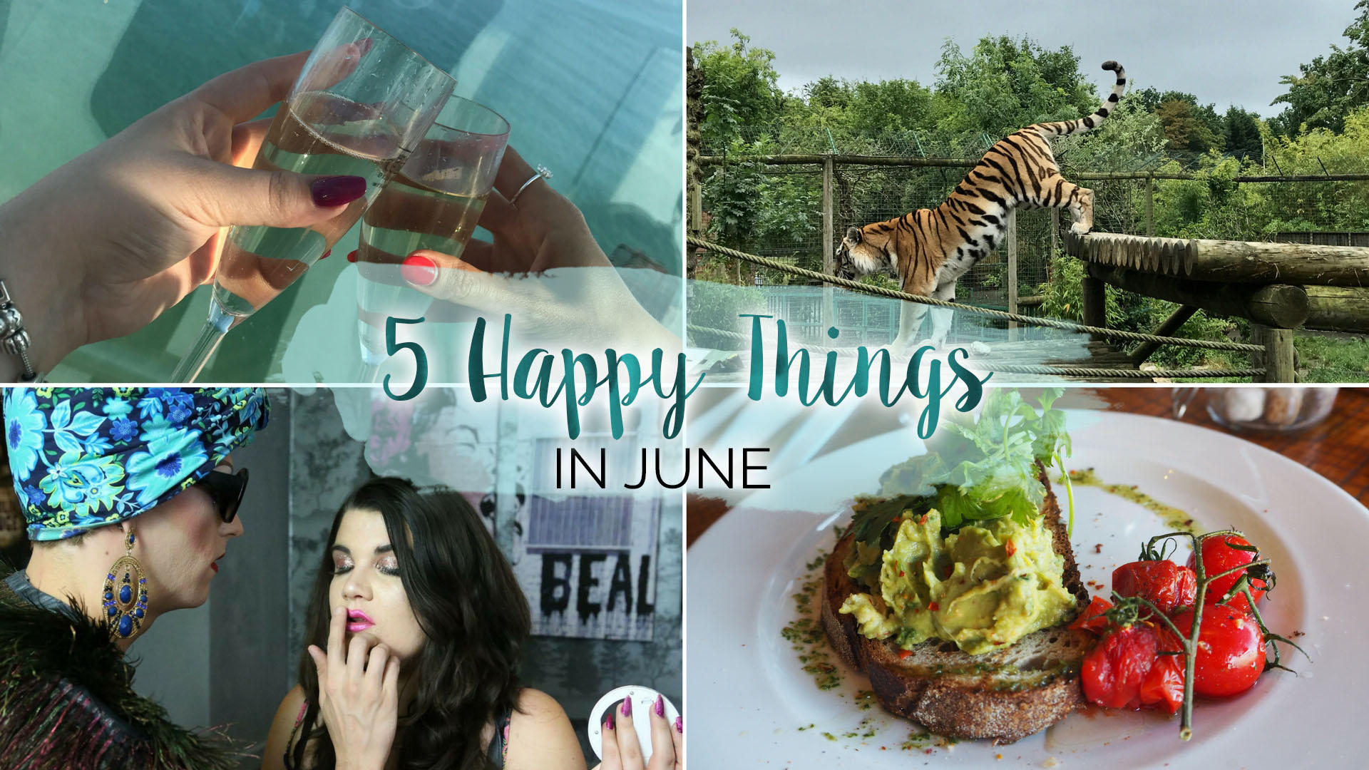 5 Happy Things - #10 - June || Life Lately