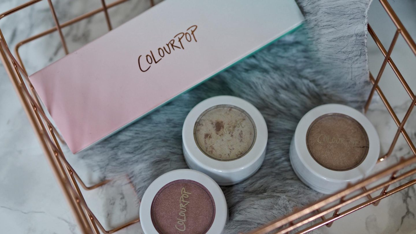 My Latest Buys From ColourPop - Mini Haul || Beauty