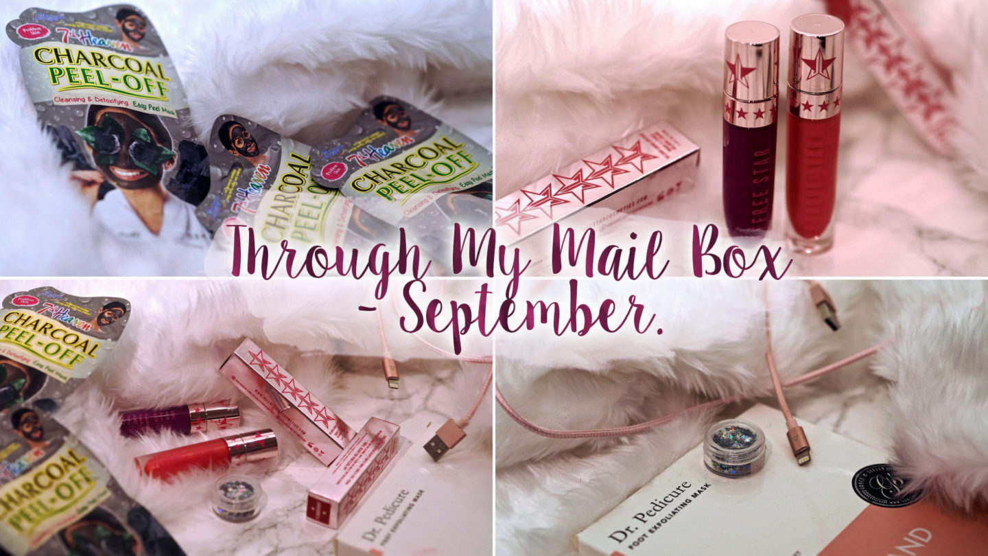 Through My Mailbox – #1 – September || Life Lately