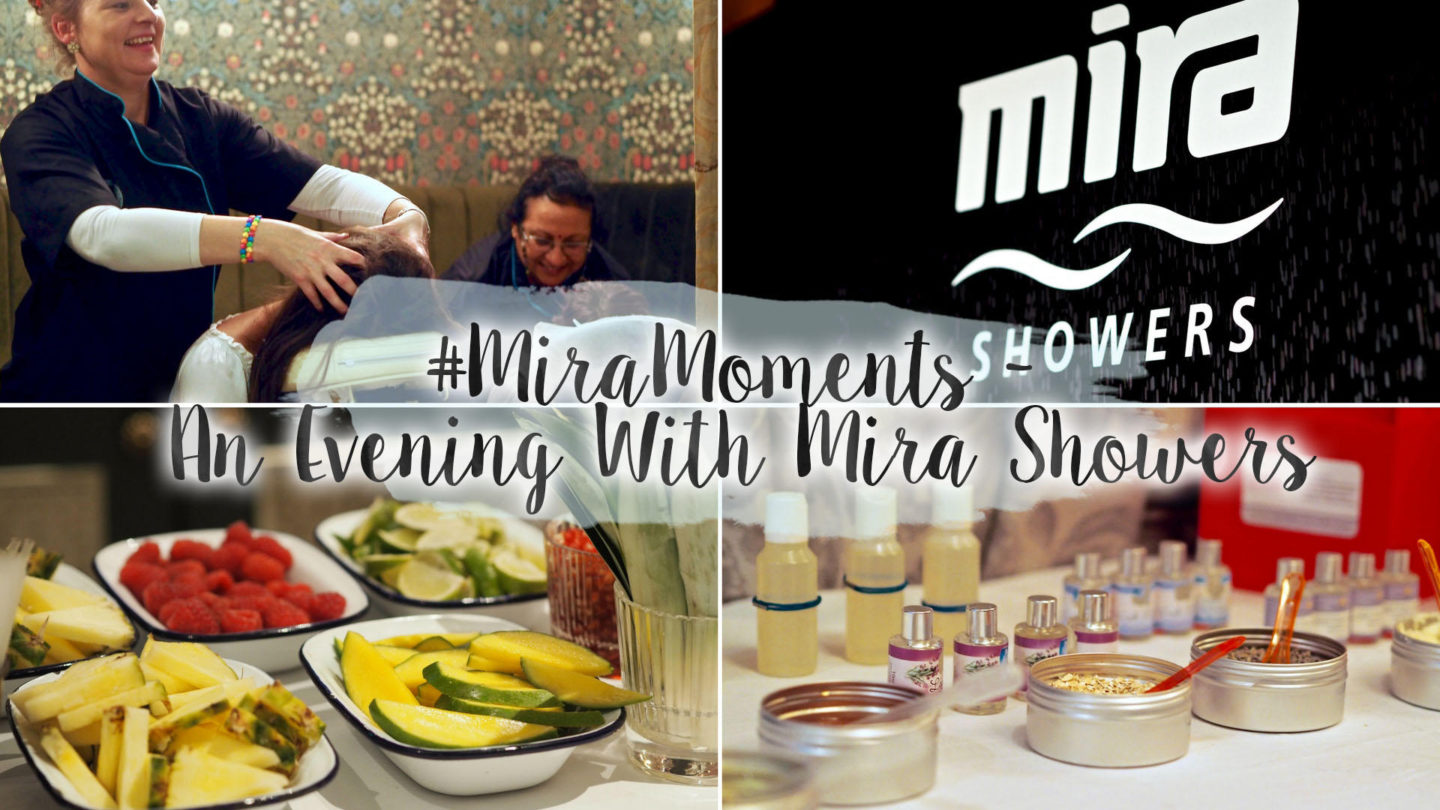 #MiraMoments – An Evening With Mira Showers || Life Lately