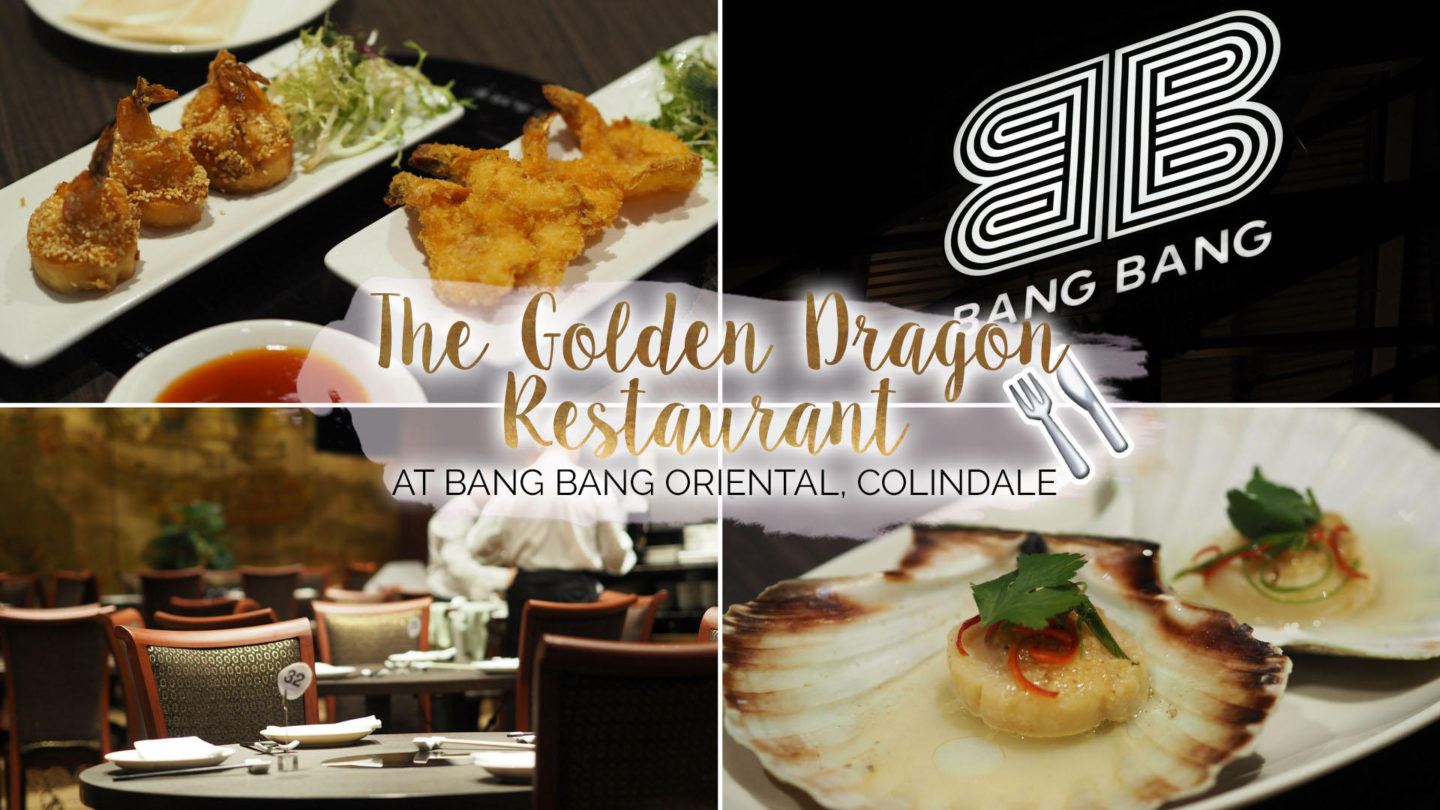 Golden Dragon Restaurant at Bang Bang Oriental, Colindale || Food