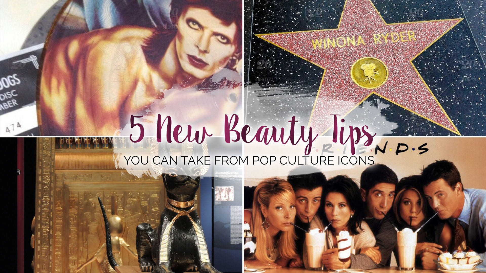 5 New Beauty Tips You Can Take from Pop Culture Icons