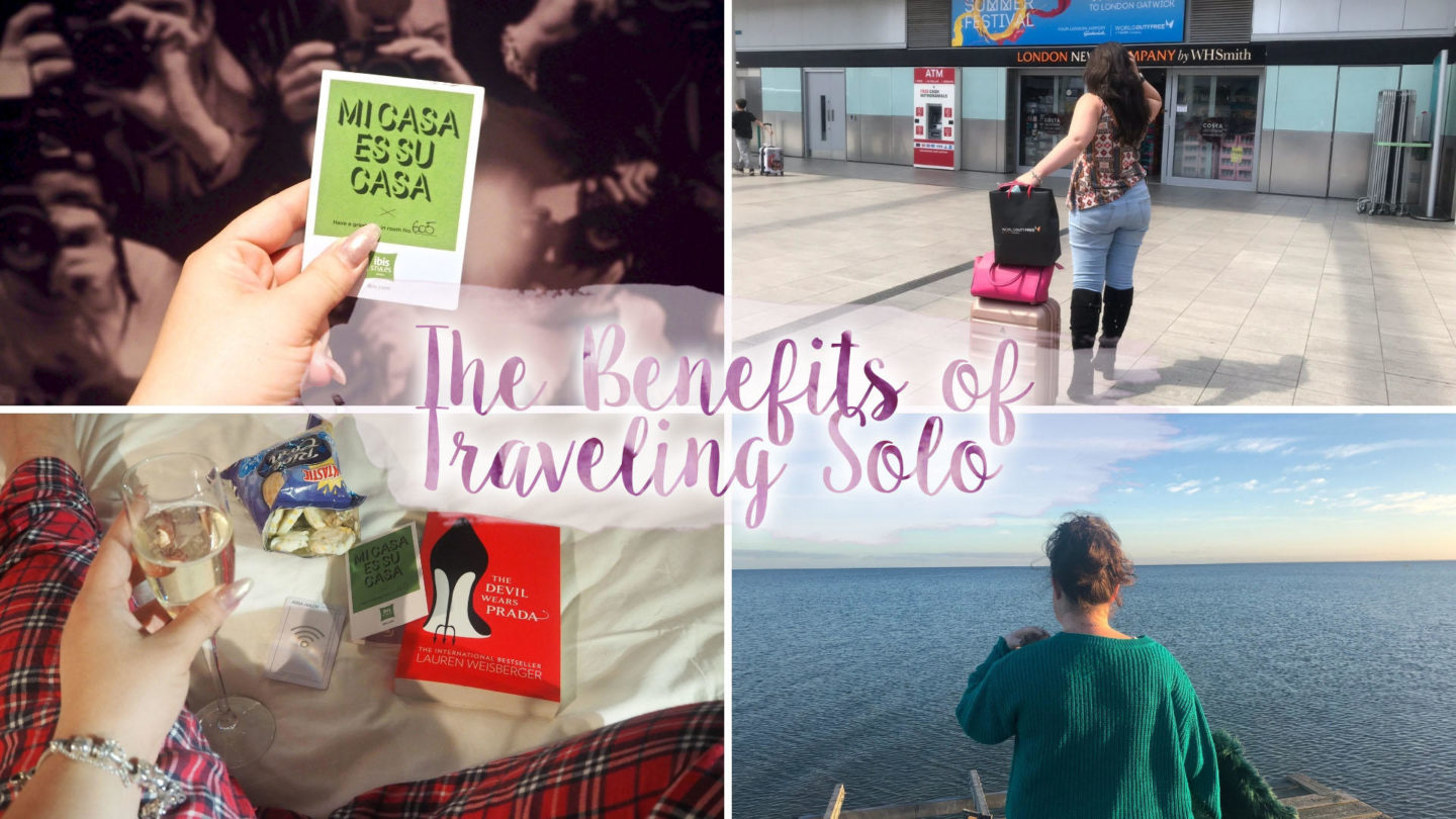 The Benefits Of Travelling Solo* || Travel
