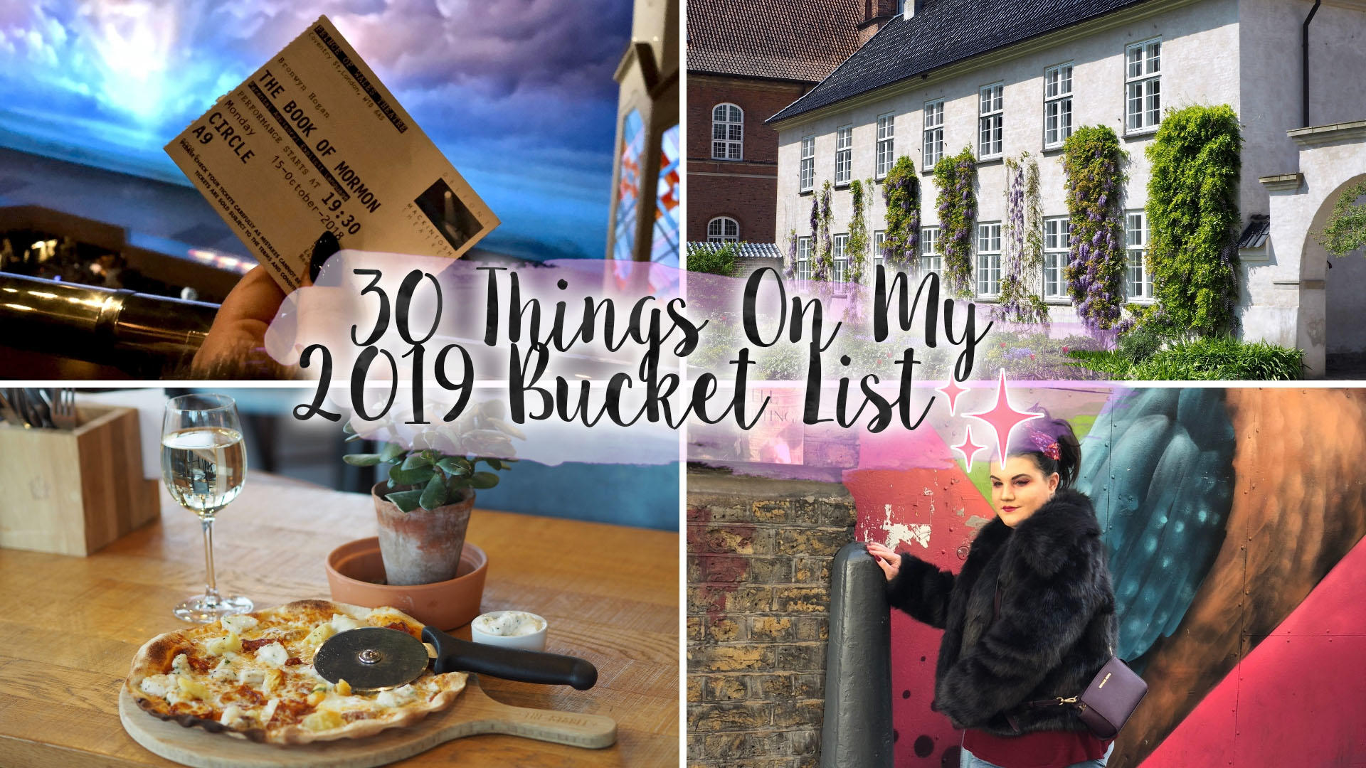 30 Things On My Bucket List For 2019 || Life Lately