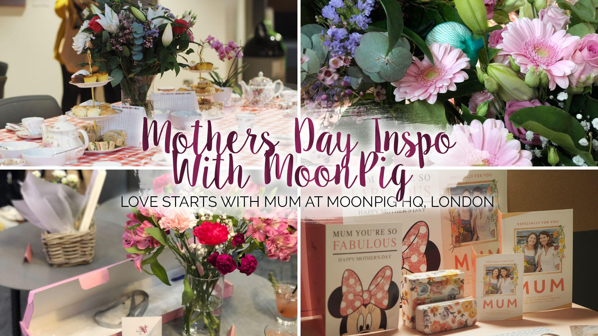 Love Starts With Mum, Mothers Day With MoonPig || Life Lately