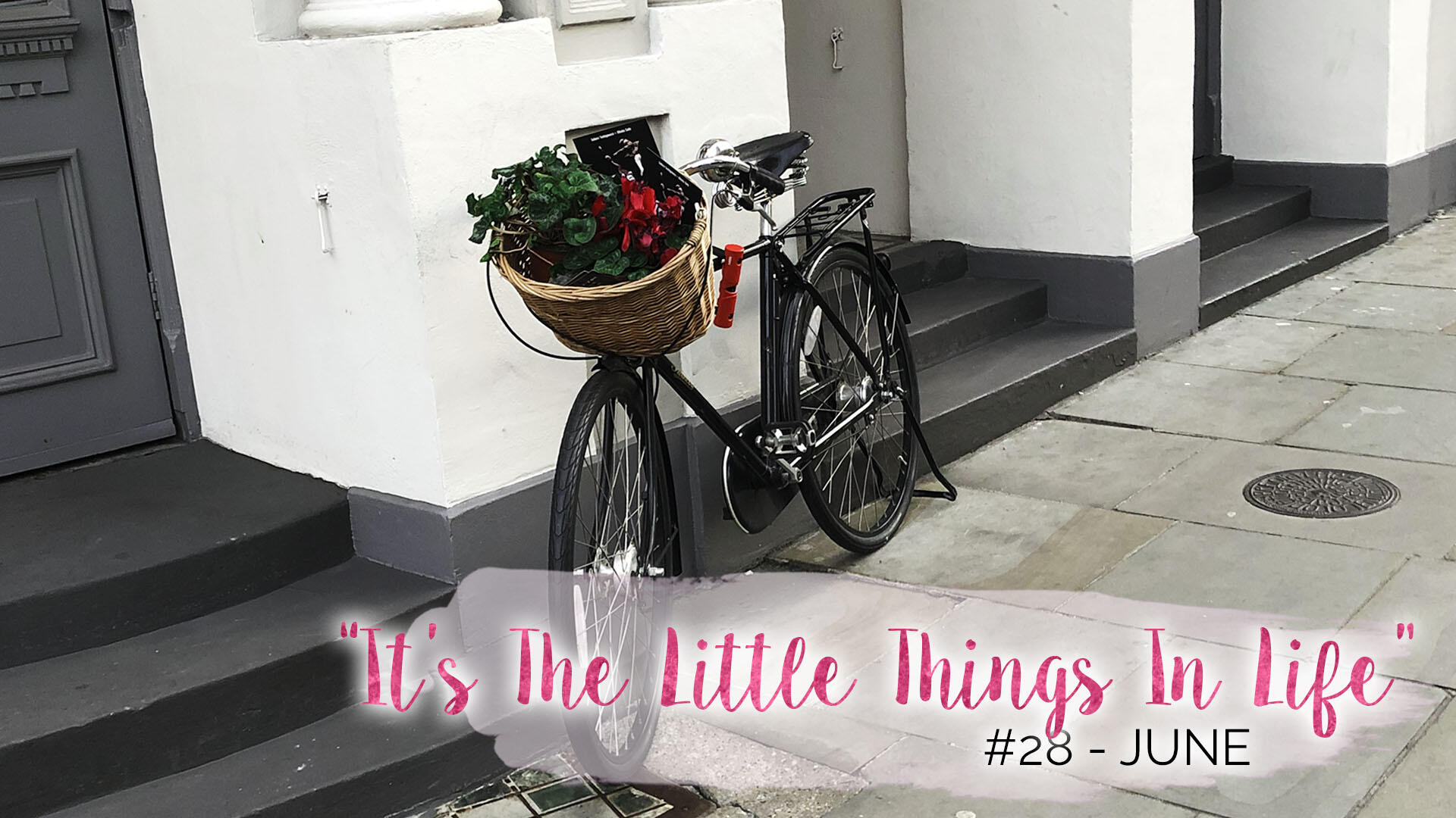 """It's The Little Things In Life"" – 28 – June 
