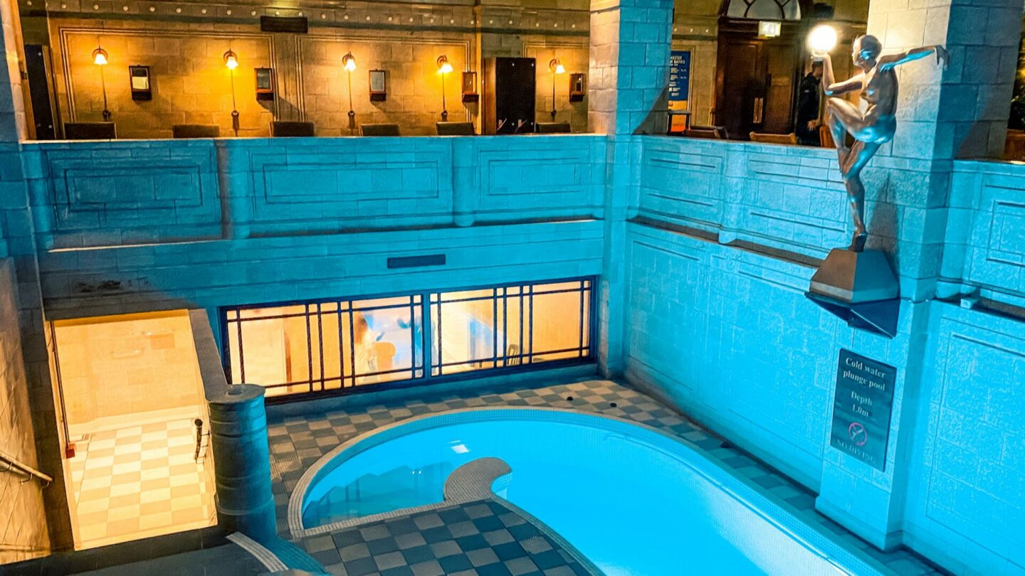 Porchester Spa, The Iconic 1920's Spa in Bayswater || London